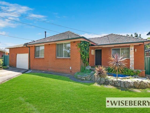 6 Merrett Cresent, Greenacre, NSW 2190