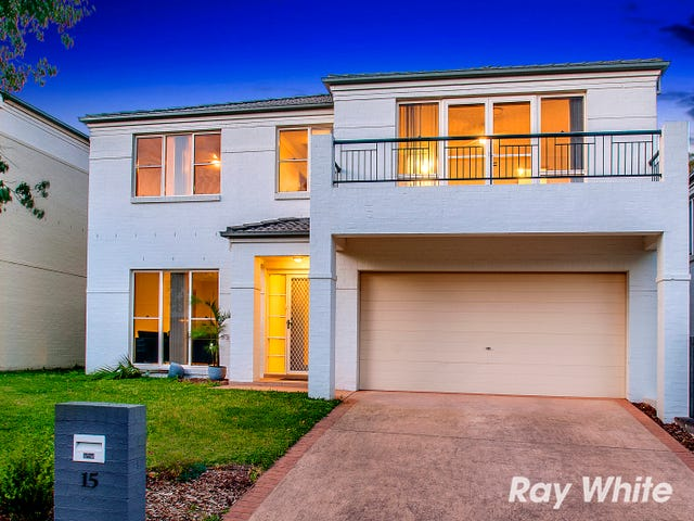 15 Marlowe Place, Kellyville Ridge, NSW 2155