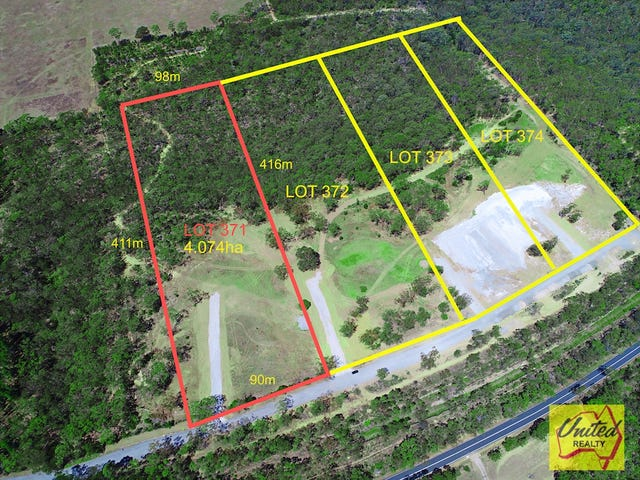 Lot 371, 161 East Parade, Buxton, NSW 2571