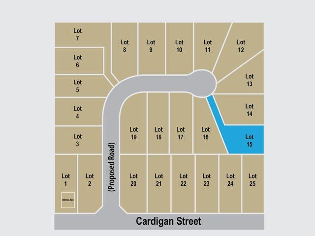 Lot 15  Cardigan Street, Renwick, NSW 2575