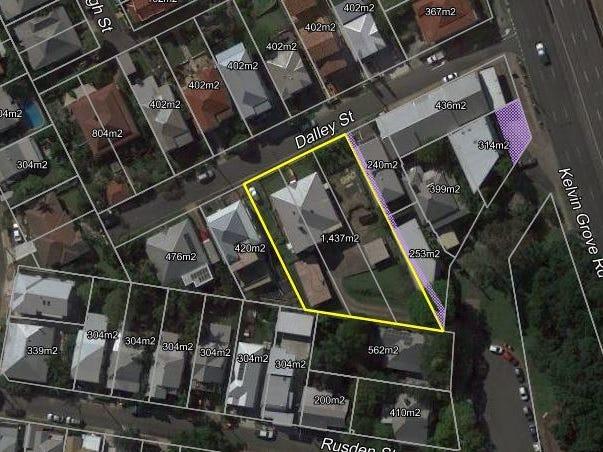 14 Dalley Street, Kelvin Grove, Qld 4059