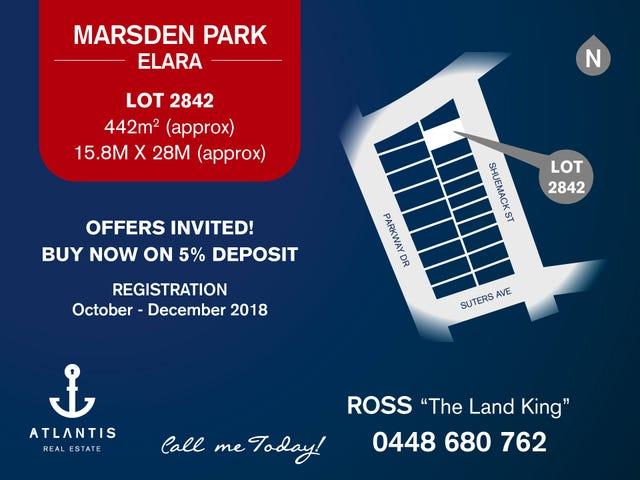 2842 Schuemack Street, Marsden Park, NSW 2765