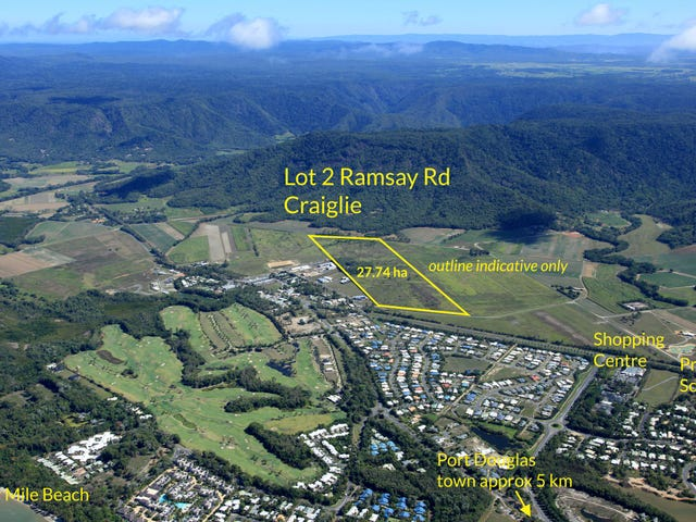 2 Ramsay Road, Port Douglas, Qld 4877