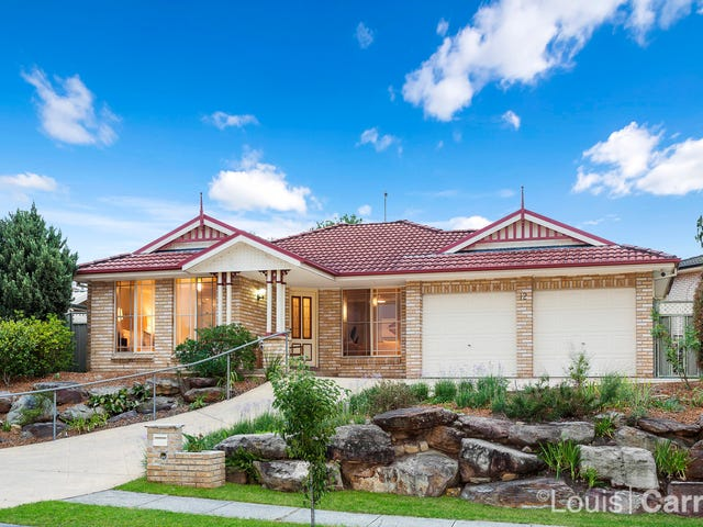 12 Milford Drive, Rouse Hill, NSW 2155