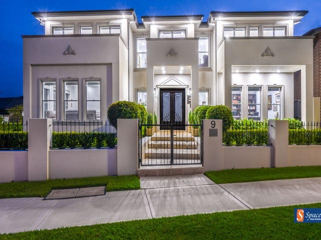 9 Regentville Drive, Elizabeth Hills, NSW 2171