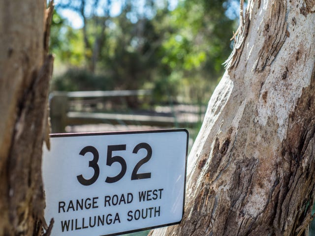 Lot 103 (352) Range Road West, Willunga South, SA 5172
