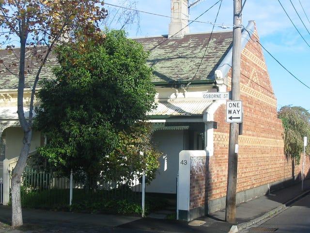 43 Osborne Street, South Yarra, Vic 3141