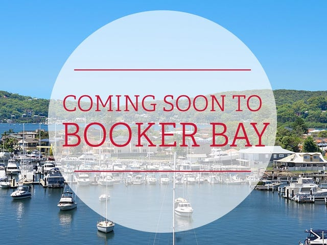 Booker Bay, address available on request