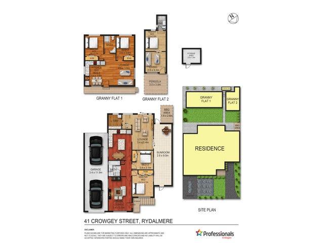 41 Crowgey Street, Rydalmere, NSW 2116