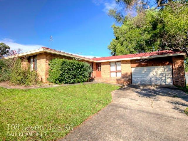 108 Seven Hills Road, Baulkham Hills, NSW 2153