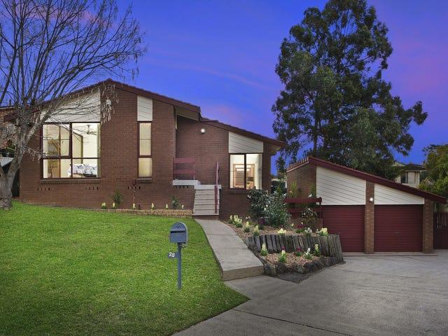 28 Connell Close, Baulkham Hills, NSW 2153