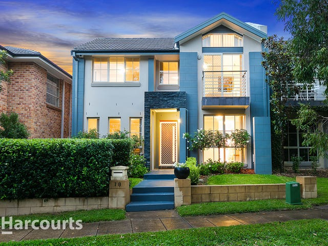 18 Castleford Terrace, Stanhope Gardens, NSW 2768