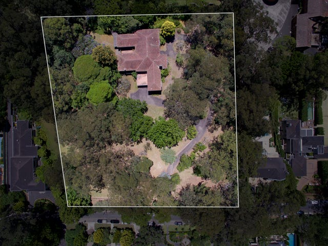 Warrawee, address available on request