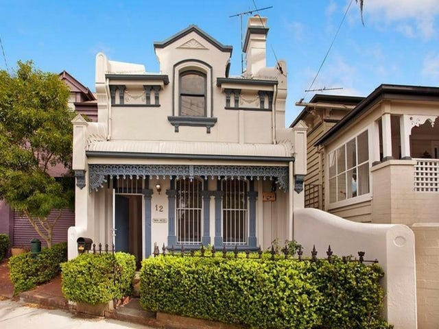 12 Trafalgar Street, Annandale, NSW 2038