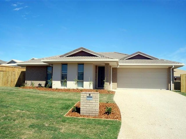 8 Abbey Place, Calliope, Qld 4680