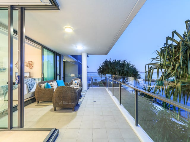 7208/323 Bayview Street, Hollywell, Qld 4216