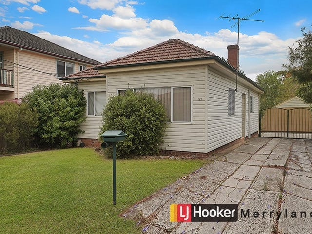 52 Rhodes Avenue, Guildford, NSW 2161