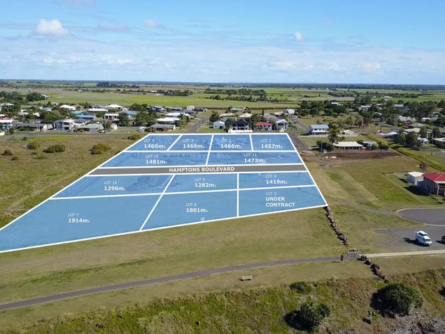 Lot 70, 80 Shelley St, Burnett Heads, Qld 4670
