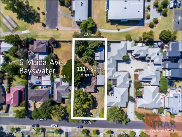 6 Maida Avenue, Bayswater, Vic 3153