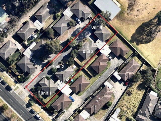 Units 1-4, 83 Old Princes Highway, Beaconsfield, Vic 3807