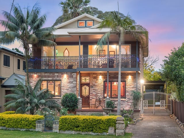 83 Wonga Road, Yowie Bay, NSW 2228