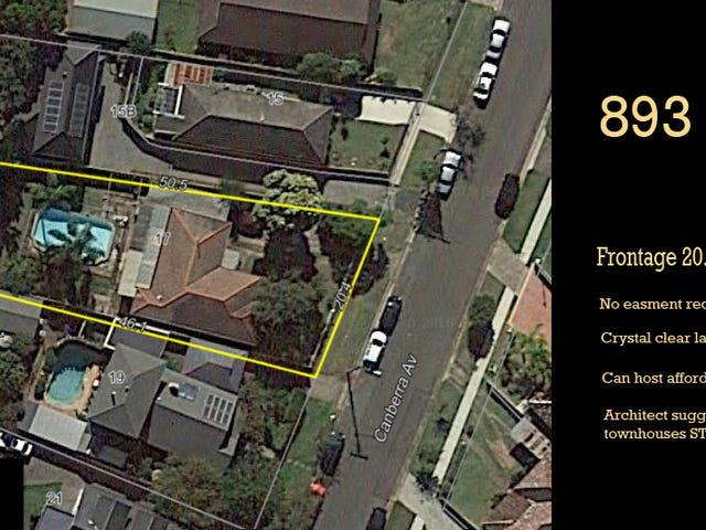 17 Canberra Avenue, Casula, NSW 2170