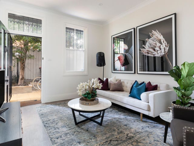 3 Bellevue Avenue (enter via County Avenue), Paddington, NSW 2021