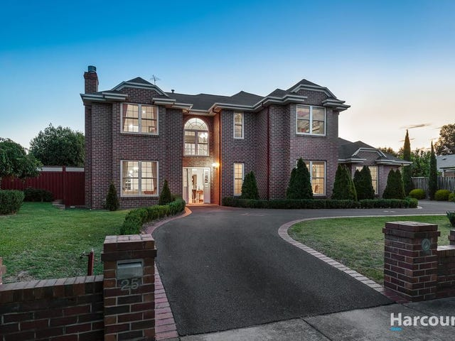 25 Windsor Drive, Lysterfield, Vic 3156