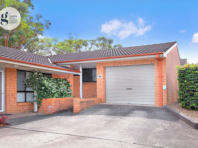 18/7A Blakeford Avenue, Ermington, NSW 2115