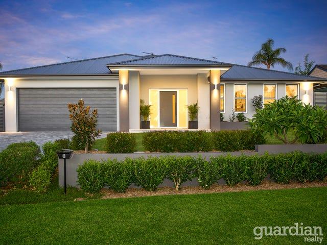 8 Buckeridge Place, Kellyville, NSW 2155