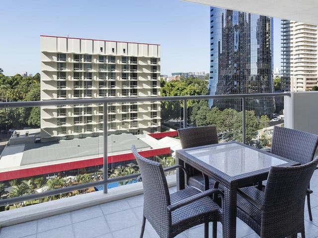 801/212 Margaret Street, Brisbane City, Qld 4000