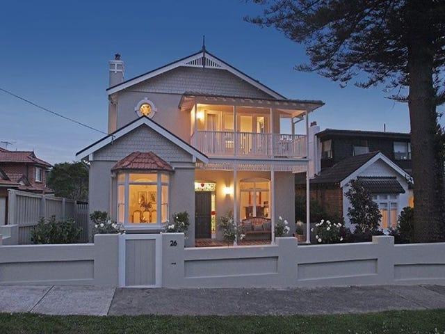 26 Gordon Street, Mosman, NSW 2088