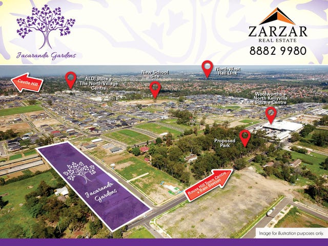 Lot 6, Withers Road, Kellyville, NSW 2155