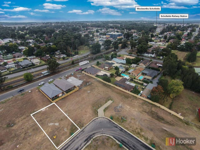 Lot 122, Turrallo Circuit, Schofields, NSW 2762