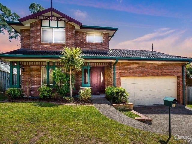 25 Silverleaf Row, Menai, NSW 2234