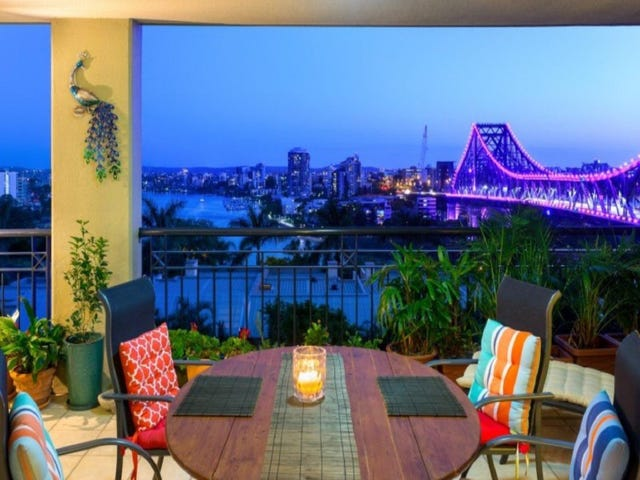 Real estate property for rent in brisbane greater for 100 bowen terrace