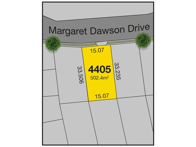Lot 4405 Margaret Dawson Drive, Carnes Hill, NSW 2171
