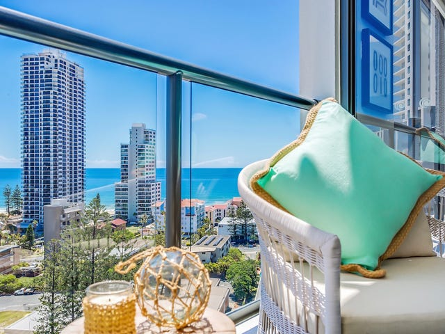 1303/2865 Gold Coast Highway, Surfers Paradise, Qld 4217