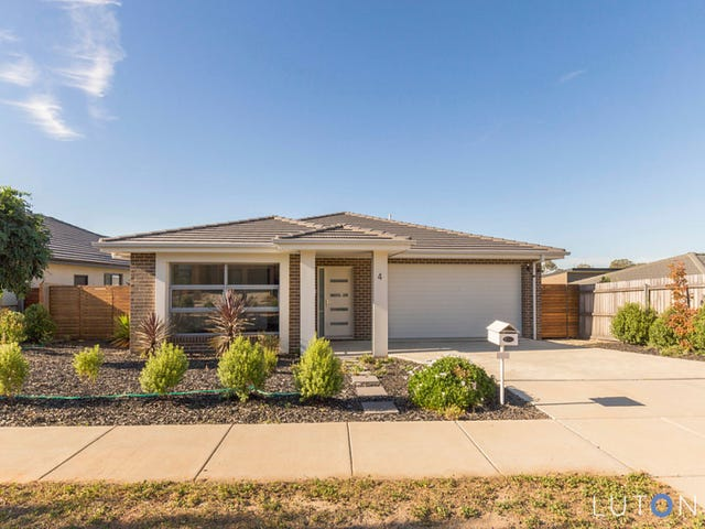 4 Pepper Street, Bonner, ACT 2914