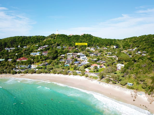 45 Brownell Drive, Byron Bay, NSW 2481