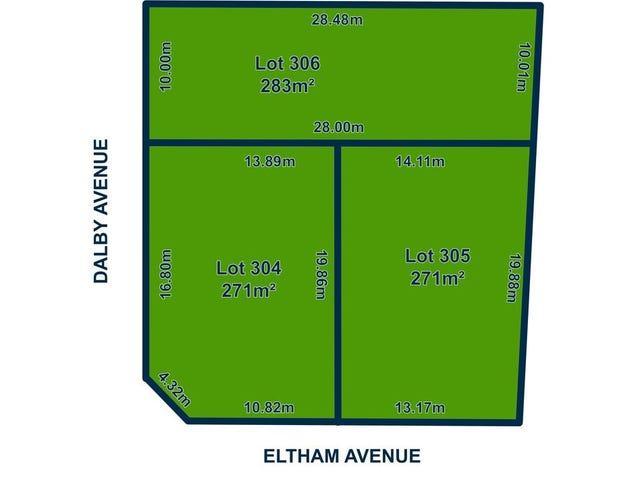 304-306 Eltham/Dalby Avenue, Morphettville, SA 5043