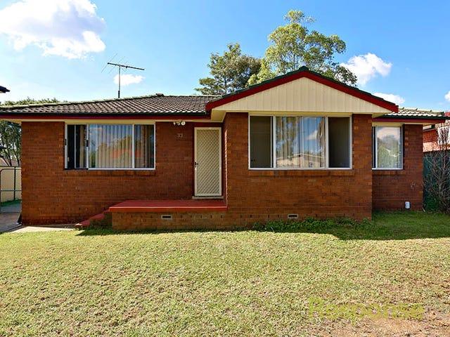 33 Ridgeway Crescent, Quakers Hill, NSW 2763