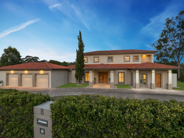 8 Triandra Place, Pullenvale, Qld 4069
