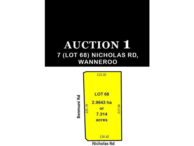 7 (Lot 68) Nicholas Road, Wanneroo, WA 6065