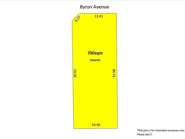 18 Byron Avenue, Clovelly Park, SA 5042
