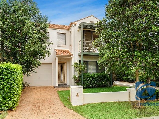 4 Fletcher Street, Stanhope Gardens, NSW 2768