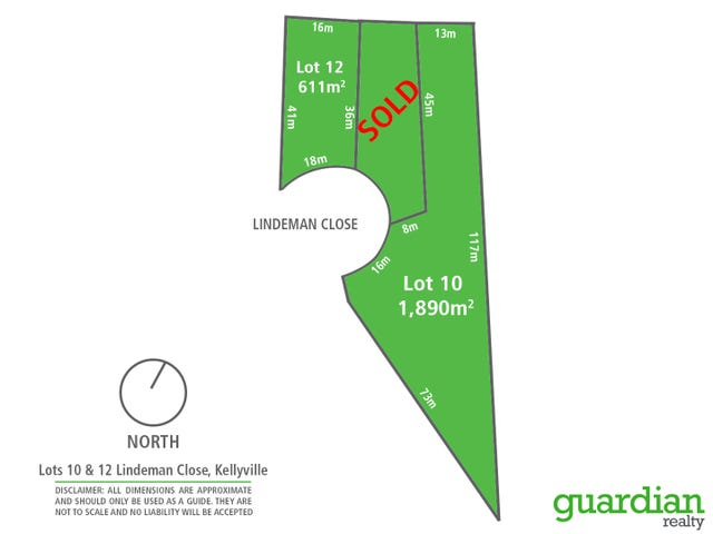 Lot 10 & 12, Linderman Close, Kellyville, NSW 2155