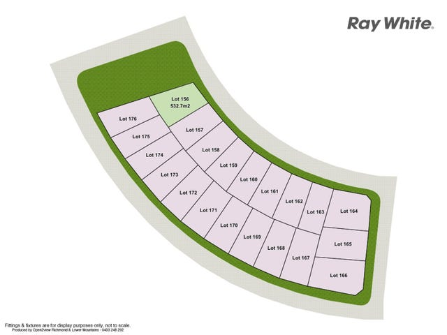 Lot 156 Mountain View Estate, North Richmond, NSW 2754
