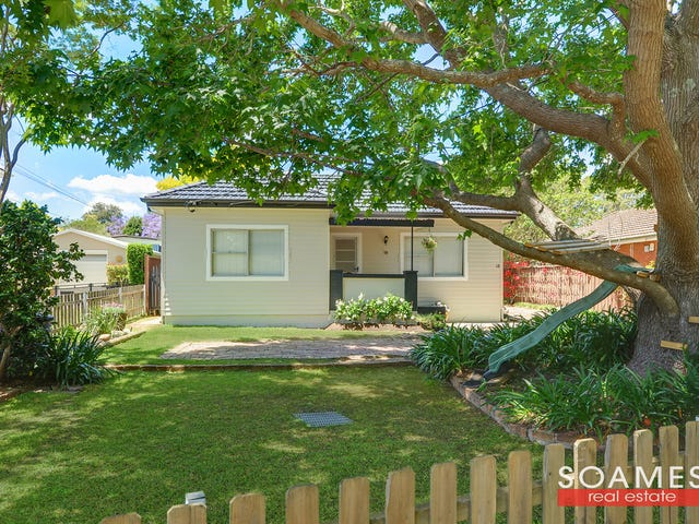 18 Old Berowra Road, Hornsby, NSW 2077