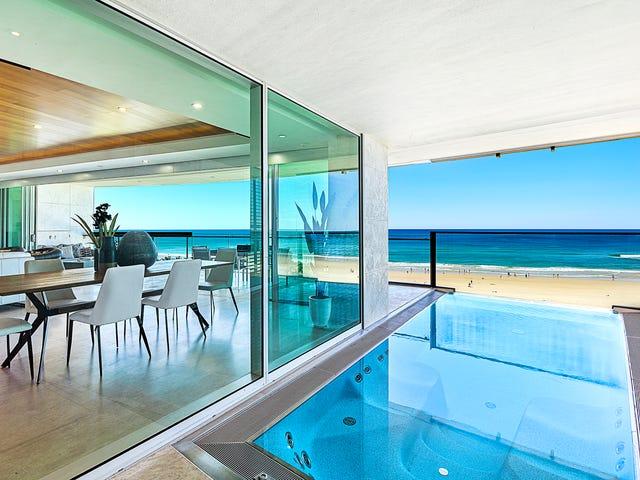 Apt 4 'Jade' 35 Northcliffe Terrace, Surfers Paradise, Qld 4217